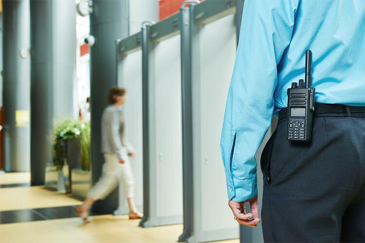 Cualidades del personal de seguridad