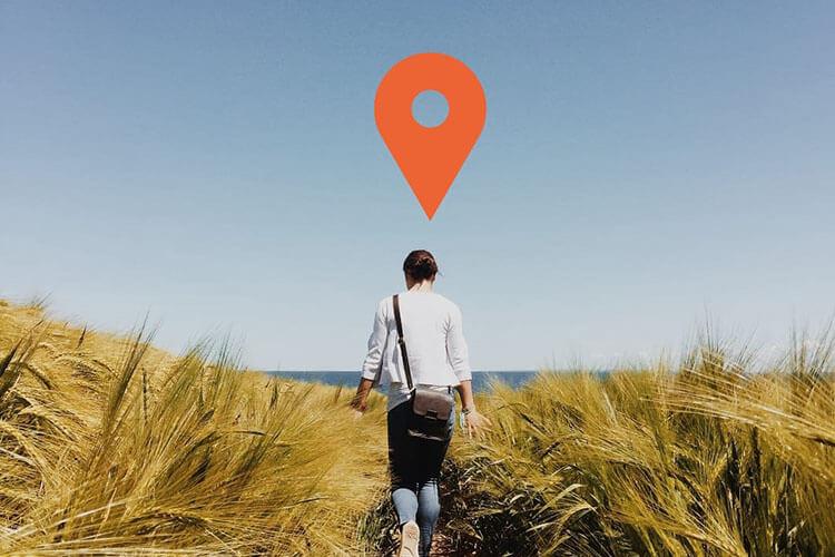 La localización por GPS de personas y seres queridos