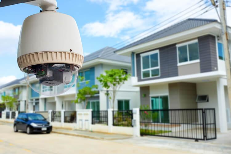 Sistema de monitoreo como parte de la seguridad en su barrio